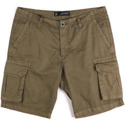 textil Hombre Shorts / Bermudas Key Up 2P16A 0001 Verde