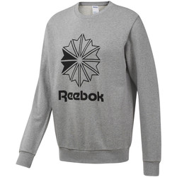 textil Hombre Sudaderas Reebok Sport DT8130 Gris