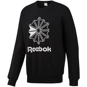 textil Hombre Sudaderas Reebok Sport DT8132 Negro