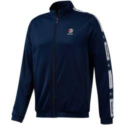 textil Hombre Chaquetas de deporte Reebok Sport DT8148 Azul
