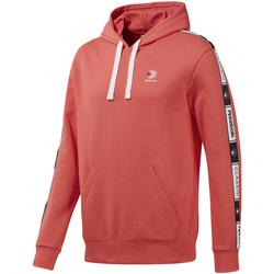 textil Hombre Sudaderas Reebok Sport DT8155 Rosado
