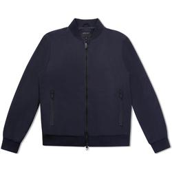 textil Hombre Chaquetas de deporte Antony Morato MMCO00561 FA600101 Azul