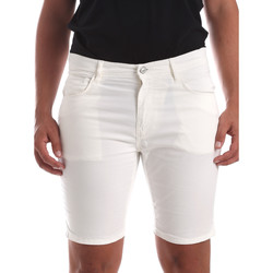 textil Hombre Shorts / Bermudas Antony Morato MMSH00140 FA800109 Blanco