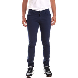 textil Hombre Pantalones chinos Antony Morato MMTR00498 FA800109 Azul