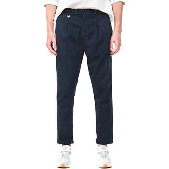 textil Hombre Pantalones Antony Morato MMTR00500 FA900113 Azul
