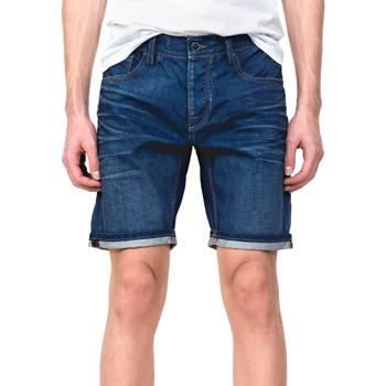 textil Hombre Shorts / Bermudas Antony Morato MMDS00061 FA700102 Azul