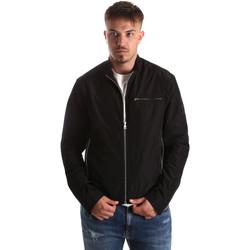 textil Hombre Sudaderas Gaudi 911FU35005 Negro