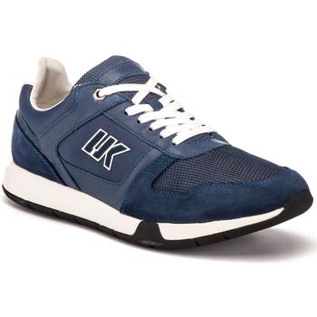 Zapatos Hombre Zapatillas bajas Lumberjack SM40805 003 M47 Azul