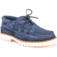 Zapatos Hombre Zapatos náuticos Lumberjack SM59304 001 A04 Azul