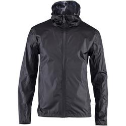 textil Hombre Cortaviento Lumberjack CM45823 002 412 Negro