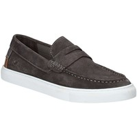 Zapatos Hombre Mocasín Lumberjack SM62602 001 A01 Gris
