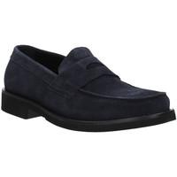 Zapatos Hombre Mocasín Rogers AZ004 Azul