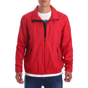textil Hombre cazadoras Navigare NV67046AD Rojo