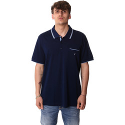textil Hombre Polos manga corta Navigare NV72045AD Azul