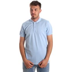 textil Hombre Polos manga corta Navigare NV82001AD Azul