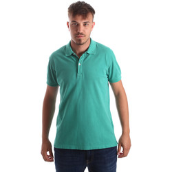 textil Hombre Polos manga corta Navigare NV82086 Verde