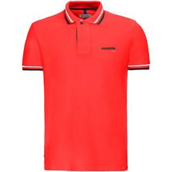 textil Hombre Polos manga corta Invicta 4452202/U Rojo