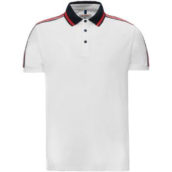 textil Hombre Polos manga corta Invicta 4452206/U Blanco