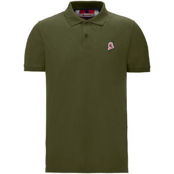 textil Hombre Polos manga corta Invicta 4452208/U Verde