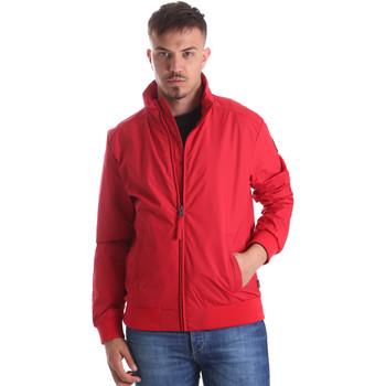 textil Hombre cazadoras Napapijri N0YIIT Rojo