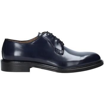 Zapatos Hombre Derbie Rogers 1019_3 Azul