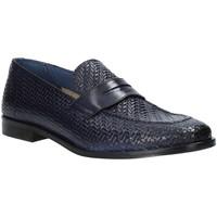 Zapatos Hombre Mocasín Rogers 1012_3 Azul