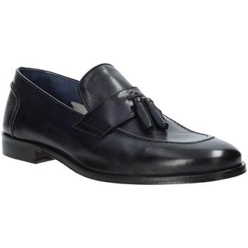 Zapatos Hombre Mocasín Rogers 1023_3 Azul