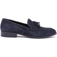 Zapatos Hombre Mocasín Soldini 20802-A-V89 Azul