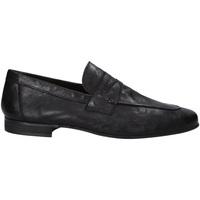 Zapatos Hombre Mocasín Soldini 20115-A-V07 Negro