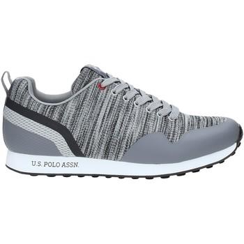 Zapatos Hombre Zapatillas bajas U.S Polo Assn. FLASH4089S9/T1 Gris