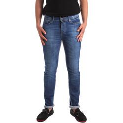 textil Hombre Vaqueros slim U.S Polo Assn. 51321 51779 Azul