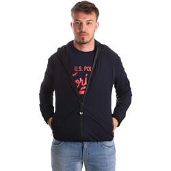 textil Hombre Cortaviento U.S Polo Assn. 52417 51541 Azul