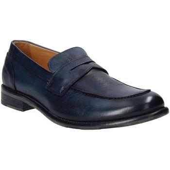Zapatos Hombre Mocasín Exton 3106 Azul