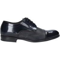 Zapatos Hombre Derbie Exton 1385 Azul