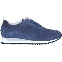 Zapatos Hombre Zapatillas bajas Exton 903 Azul