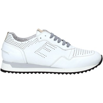 Zapatos Hombre Zapatillas bajas Exton 903 Blanco