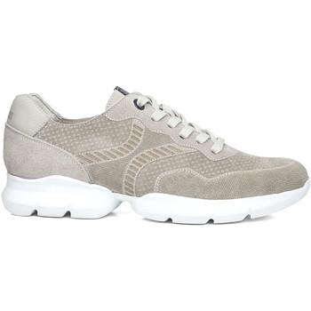 Zapatos Hombre Deportivas Moda CallagHan 17700 Beige