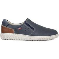Zapatos Hombre Slip on CallagHan 18503 Azul
