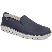 Zapatos Hombre Slip on CallagHan 14503 Azul