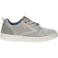 Zapatos Hombre Zapatillas bajas Wrangler WM91001A Gris