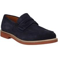 Zapatos Hombre Mocasín Impronte IM91052A Azul