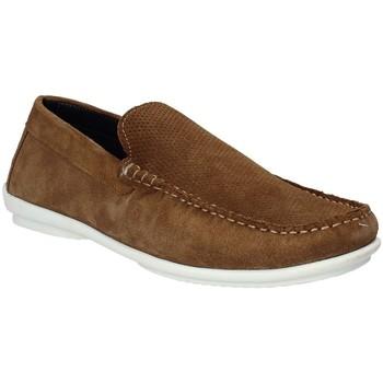 Zapatos Hombre Mocasín Impronte IM91080A Beige