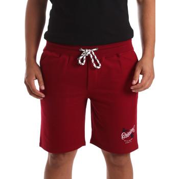 textil Hombre Shorts / Bermudas Key Up 2F26I 0001 Rojo