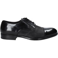 Zapatos Hombre Derbie Exton 1385 Negro