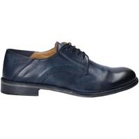Zapatos Hombre Derbie Exton 3101 Azul