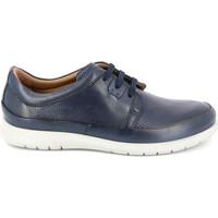 Zapatos Hombre Zapatillas bajas Grunland SC4450 Azul