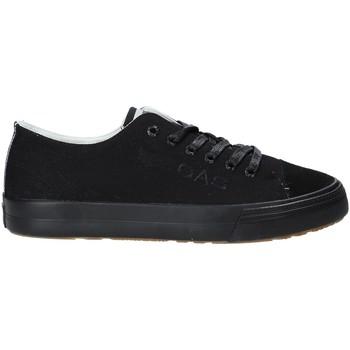 Zapatos Hombre Zapatillas bajas Gas GAM910131 Negro