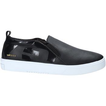 Zapatos Hombre Slip on Gas GAM914016 Negro