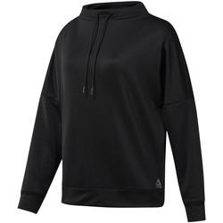 textil Mujer Sudaderas Reebok Sport DP6675 Negro