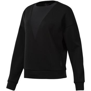 textil Mujer Sudaderas Reebok Sport DU4042 Negro
